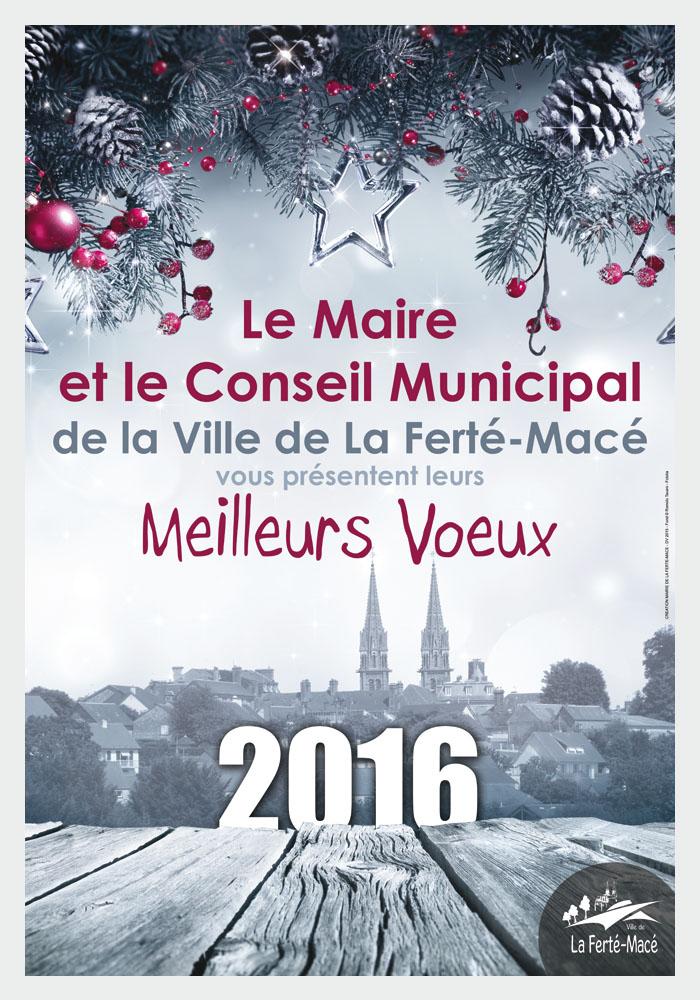 Vœux 2016